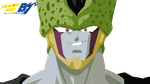 Perfect Cell Colored (No Lines Edition) by Peetzaahhh2010