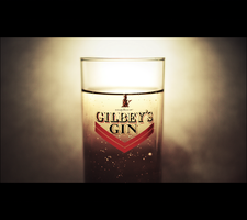 Gilbey's Gin by snarto