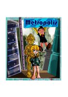 metropolis fan art by kiraji