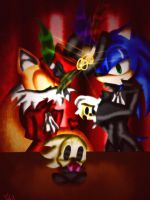 Victorian Sonic by tailskagamine