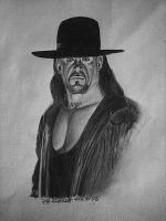 Forgotten Undertaker by Jeffish