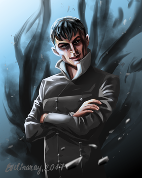 Outsider Dishonored 2 by Arwen111
