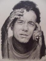 Tom Hanks by Monkey-Jack