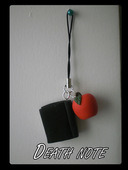 Death Note Fimo by Endrya-chan