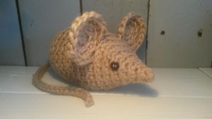 Jute Mouse by sylver1984