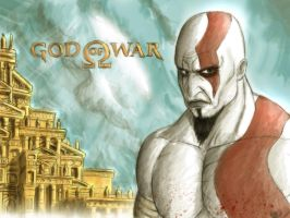 God of War by Eye-Freeze