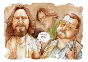 The big Lebowski by ozzie325