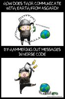 Norse Code by fattyowls