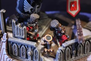 Imperial Knight base 2 by Littleal1990