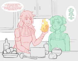 RC: Cooking Lessons by Psyoren