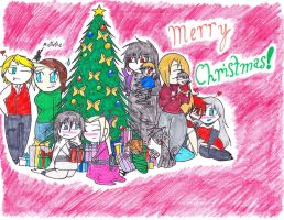 Christmas with my (RP) Family? by RikkuGurl90