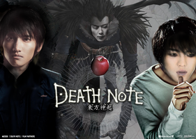 Death Note feat. TVXQ by AcchanChangmin