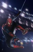 The Amazing Spider-Man by AncoraDesign