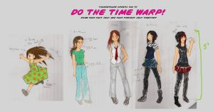 do the time wrap by dyzae
