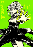 ONE PUNCH-MAN] Tatsumaki by BETA24