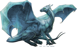 PERN: BLUE OTETH by THE--ENEMY