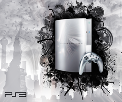 PS3 Wallpaper by thablewprnt