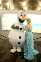 Otakuthon 2014 - I Built a Snowman by Midnight-Dare-Angel