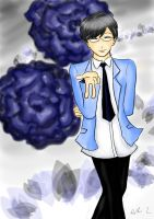 OHSHC: Kyoya by a-jun-z