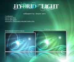 HYBRID LIGHT Wallpapers by darpan-aero