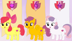 Cutie Mark Counselors by CMC--Scootaloo