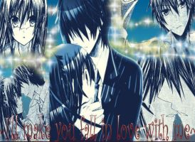You will fall in love with me by Mitsuko17
