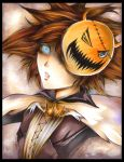 Sora of Halloween Town :color: by Giname