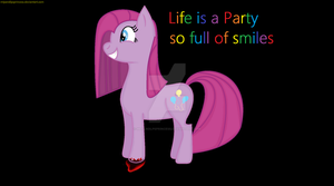 Life is always a party by mlpandlpsprincess