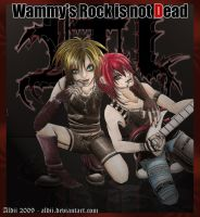 Wammy's rock is not Dead by Aldii
