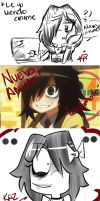 Watamote vs TKL?! by KarlaTerry