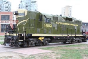 CN 4803 by 914four