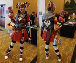 Gaige the Mechromancer (Cosplay Preview) by merryalycen