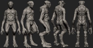 Fullbodyalien(WIP) by nogard00
