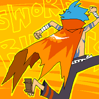 SEE KAMINA RUN by Blue-Fox
