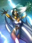 Storm - Colored by JamieFayX