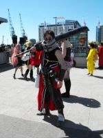 May Expo 2012 Auron by Uncharted-Deception