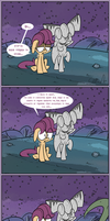 Moody Mark Crusaders 11: Brick Wall by Slitherpon