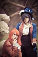 Aristocracy. Black Buttler by Isawa-Hiromi