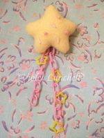 Starry star brooch by VioletLunchell