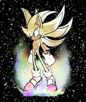 Hyper Sonic request by EdwardTCat