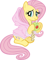 Damn Fluttershy, why you so gangsta? by Are-you-jealous