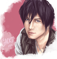 Gackt by MeinFJ666