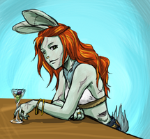 One of Many Last Drinks by Nadirising