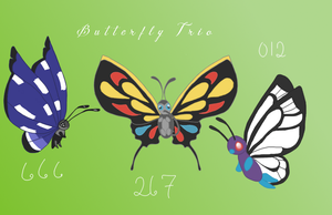 Day 1: Bug Type by sweetsnow73