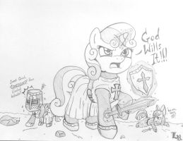 The Crusaders by DubstepBrony4Life