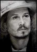 Johnny Depp by VivalaVida