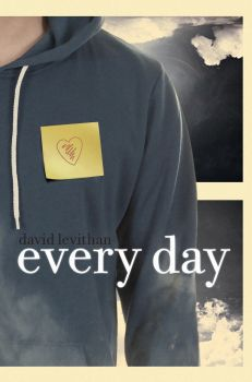 Every day - David Levithan by TributeDesign
