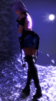 Ayane 02 Cycles by XeeXk