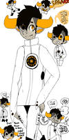 See what i did here. by Ask--Tavros