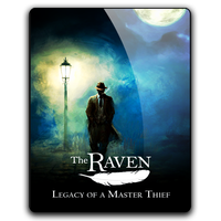 The Raven: Legacy of a Master Thief by dylonji